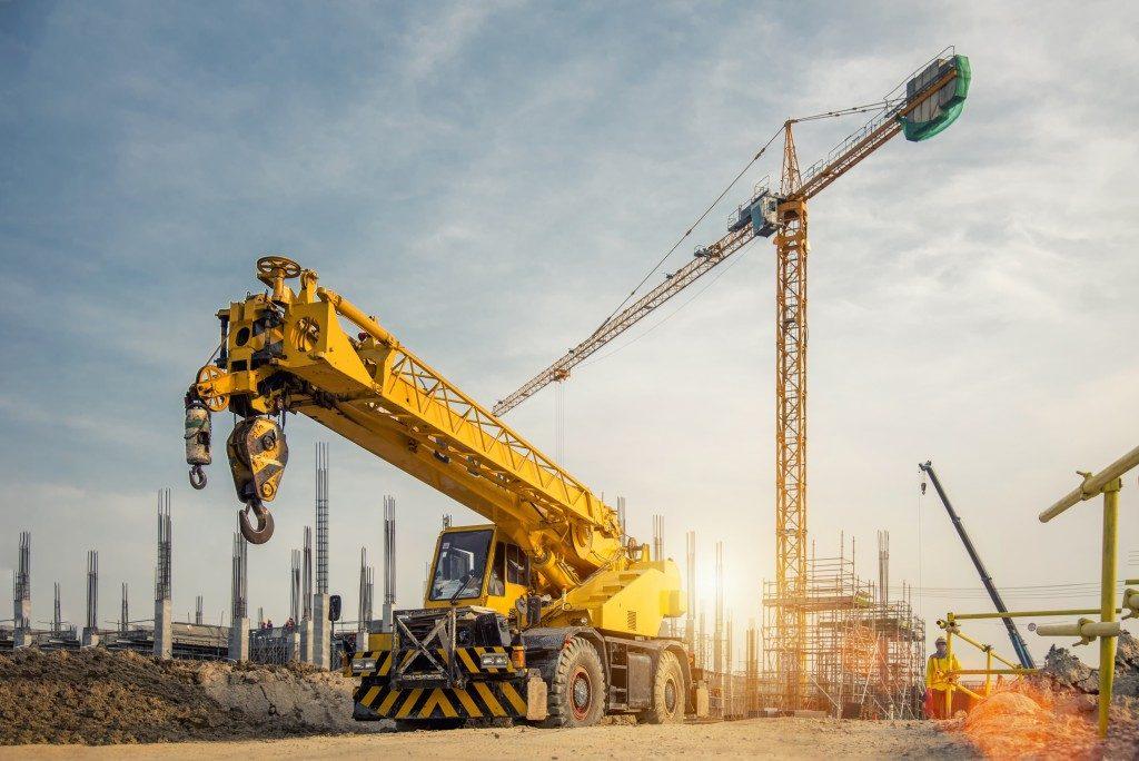 Large Construction Equipment
