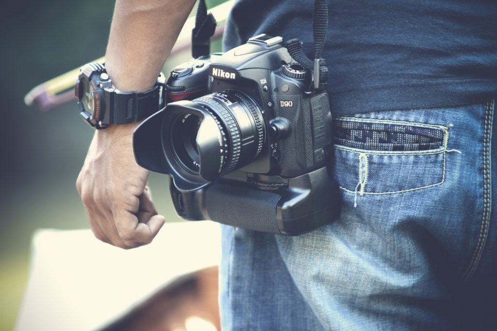 Photography as a new hobby