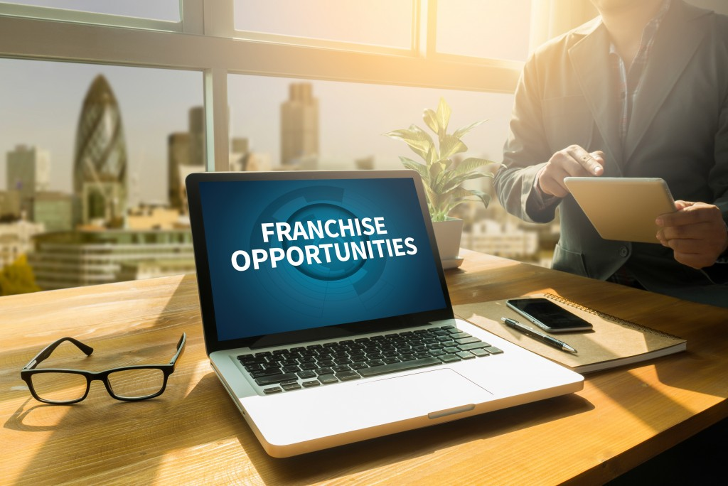 franchise opportunities presentation