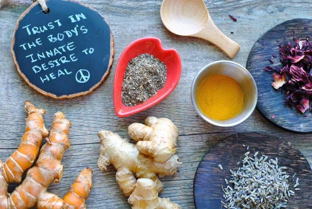 naturopathic medicine ingredients