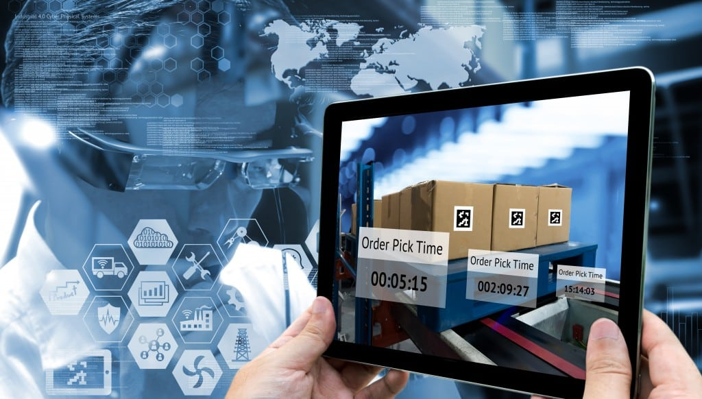 Smart Factories concept